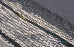 Применение геосетки для строительства автомобильных дорог