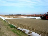 Геотекстиль при строительстве дорог