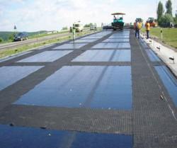 Геомембрана для автомобильных дорог