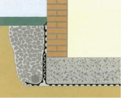 Геомембрана для гидроизоляции
